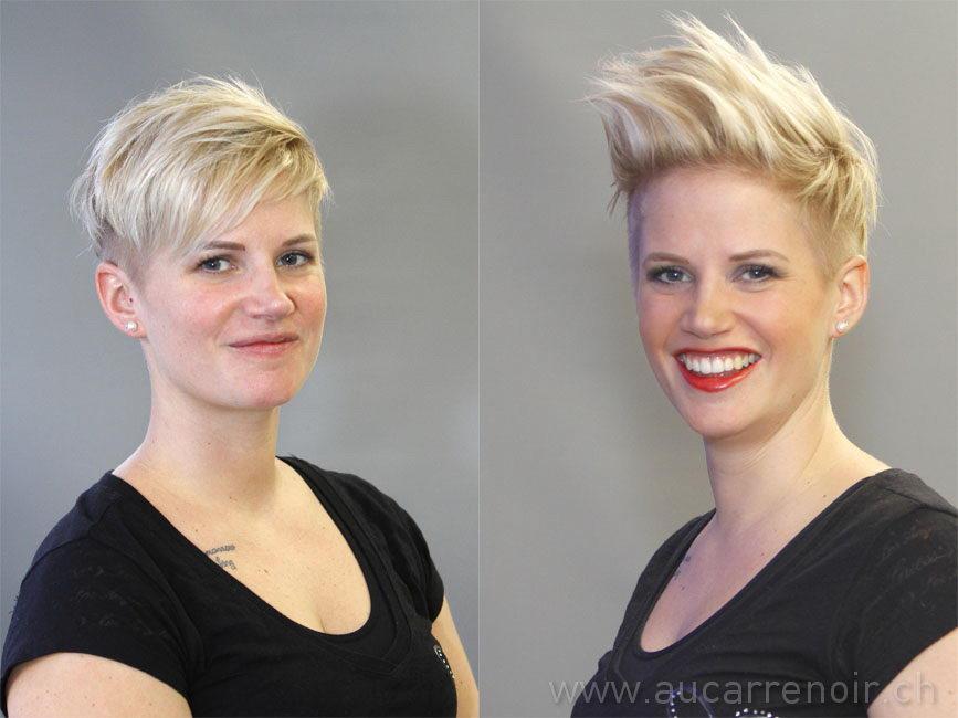 Bien-aimé Au Carré Noir - Salon de coiffure ZN34
